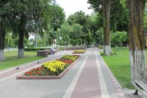 Сквер «Кристалл»