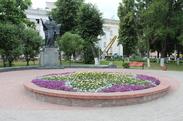 Сквер Туровского