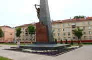 Сквер по ул. Жарковского - ул. Карповича